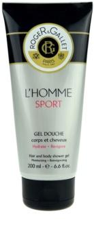 Roger & Gallet L'Homme Sport gel de duche e champô 2 em 1