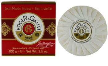 Roger & Gallet Jean-Marie Farina jabón sólido en caja