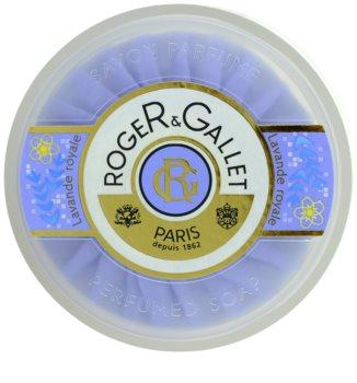 Roger & Gallet Lavande Royale sabonete sólido
