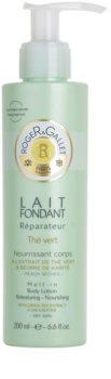 Roger & Gallet Thé Vert leite corporal nutritivo  para pele seca