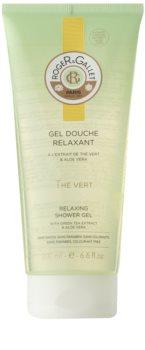 Roger & Gallet Thé Vert gel de duche suave
