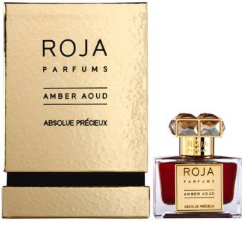 Roja Parfums Amber Aoud Absolue Précieux Hajuvesi Unisex