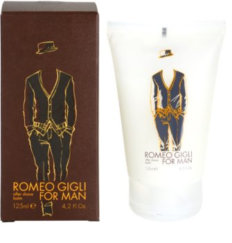 Romeo Gigli For Man bálsamo after shave para hombre 125 ml