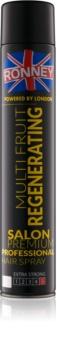 Ronney Multi Fruit Regenerating Hairspray - Strong Hold