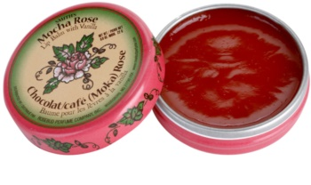 Rosebud Perfume Co. Smith´s Mocha Rose bálsamo de lábios