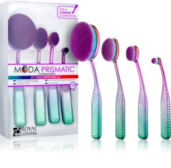 Royal and Langnickel Moda Prismatic Brush Set for Women