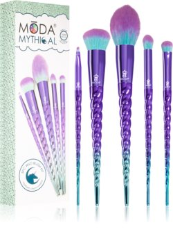 Royal and Langnickel Moda Mythical set di pennelli da donna