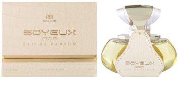 Nezařazené R&R Perfumes Soyeux D'or woda perfumowana dla kobiet 100 ml