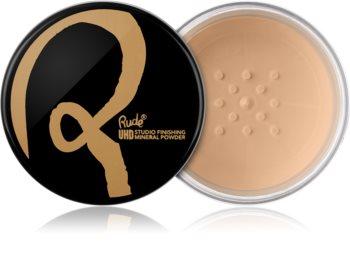 Rude Cosmetics UHD minerální kompaktní pudr