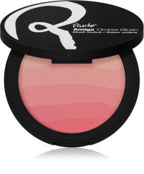 Rude Cosmetics Amiga Ombre Blush blush compatto