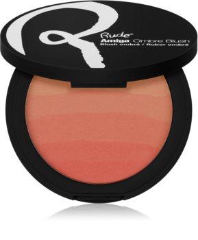 Rude Cosmetics Amiga Ombre Blush Kompakt-Rouge