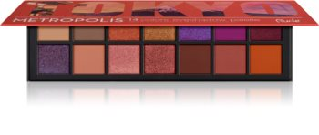 Rude Cosmetics Metropolis Tokyo szemhéjfesték paletta