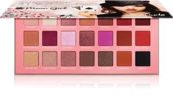 Rude Cosmetics Blackjack Mean Girl paleta očních stínů