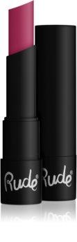 Rude Cosmetics Attitude Mattierender Lippenstift
