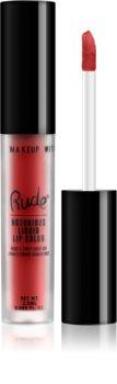 Rude Cosmetics Notorious flüssiger Lippenstift mit mattierendem Finish