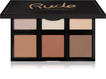 Rude Cosmetics Face Palette Audacious палитра за лице