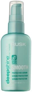 Rusk Deep Shine Color Smooth sérum nutritivo para todo tipo de cabello