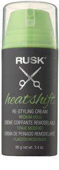 Rusk Styling crema modeladora para dar fijación y forma