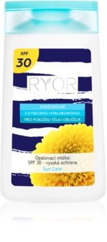 RYOR Sun Care wasserfeste Sonnenmilch SPF 30