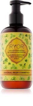 RYOR Original Beer Cosmetics sapone liquido alla birra