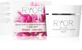 RYOR Ryamar crema de día con aceite de amaranto y seda