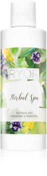 RYOR Face & Body Care huile hydrophile bain et douche