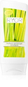 RYOR Lemongrass osvježavajući gel za tuširanje