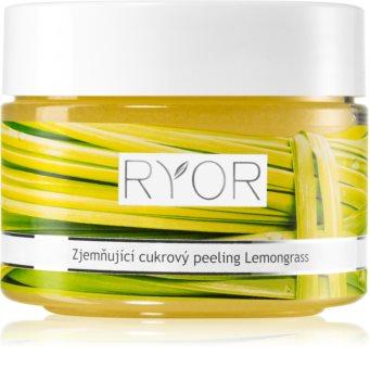 RYOR Lemongrass scrub emolliente allo zucchero per il corpo