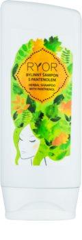 RYOR Hair Care champú de hierbas con pantenol