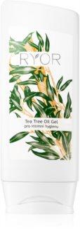 RYOR Tea Tree Oil gel para higiene íntima