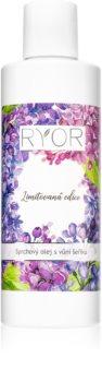 RYOR Lilac Care huile de douche