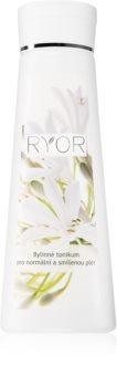 RYOR Cleansing And Tonization tónico de ervas para pele normal a mista