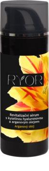 RYOR Argan Oil Återvitaliserande serum med hyaluronsyra