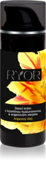 RYOR Argan Oil crème de jour à l'acide hyaluronique