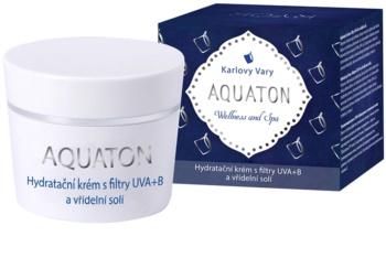 RYOR Aquaton crème hydratante aux filtres UVA et UVB