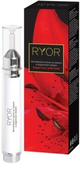 RYOR Argan Care with Gold serum facial revitalizante con oro y aceite de argán