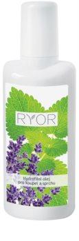 RYOR Face & Body Care υδρόφιλο λάδι για μπάνιο και ντους