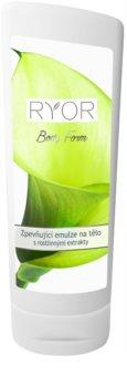 RYOR Body Form emulsione rassodante con estratti vegetali e proteine