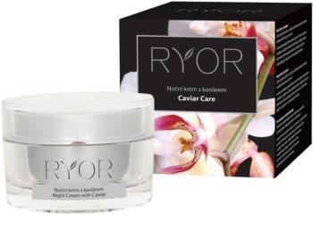 RYOR Caviar Care Creme facial noturno