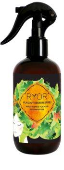 RYOR Hair Care keratínový sprej na vlasy
