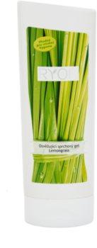 RYOR Lemongrass gel de duche refrescante