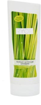 RYOR Lemongrass gel doccia rinfrescante