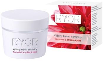 RYOR Normal to Combination crema nutritiva  con ceramidas