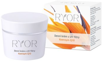 RYOR Koenzym Q10 creme de dia com fator UV