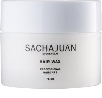 Sachajuan Styling and Finish Modellierwachs für das Haar