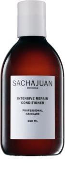 Sachajuan Cleanse and Care Intensive Repair condicionador para cabelos danificados devido à exposição solar