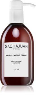 Sachajuan Hair Cleansing hloubkově čisticí krém na vlasy