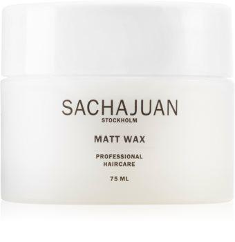 Sachajuan Styling and Finish матиращ восък за коса