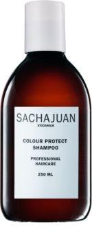 Sachajuan Cleanse and Care Shampoo mit Farbschutz