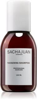 Sachajuan Thickening Shampoo für größere Haardichte